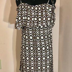 H&M Cold shoulder Summer Dress